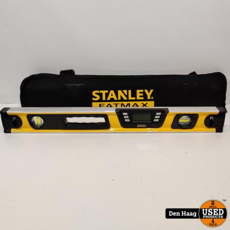 Stanley 0-42-065 FatMax Digitale waterpas - 600mm