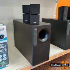 Bose Acoustimass 5 Series III surround set / zwart