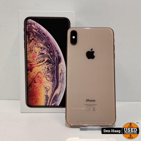 Apple iPhone XS Max 64GB Gold   batterij 88%