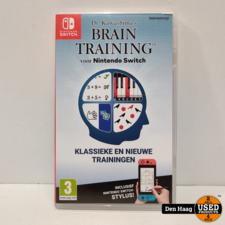 Dr. Kawashima's: Brain Training - NL versie (Nintendo Switch)