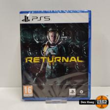 Returnal PS5 game | Nieuw in seal