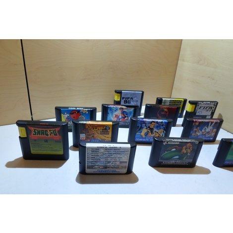 Diverse Sega Games In Gebruikte Staat