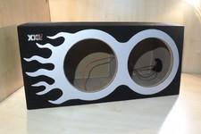 Power Sound XXL | Dubbele Subwoofer Kist | Nette staat