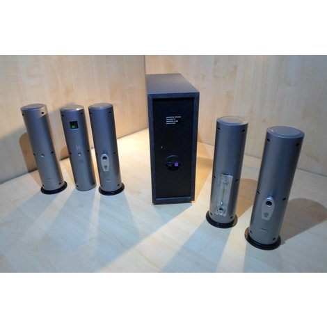 Philips LX3750W Speakers In Prima Staat
