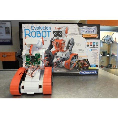 Clementoni Evolutie Robot Stemtechnologie | In Prima Staat