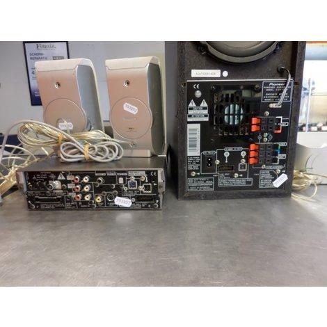 Pioneer S-DV77SW | 5.1 Surround Set | In Goede Staat