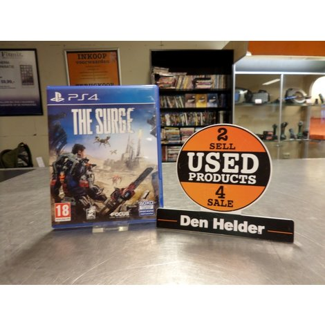 The Surge PS4 Game - In Prima Staat