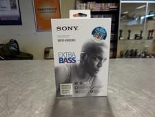 Sony MDR-XB80BS Blauw In-Ear | Nieuw