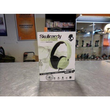 Skullcandy Crusher Headphone Green On-Ear | Nieuw