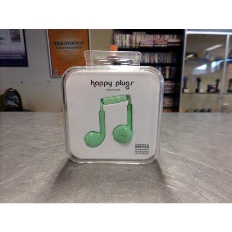 Happy Plug Lichtgroen In-Ear | Nieuw