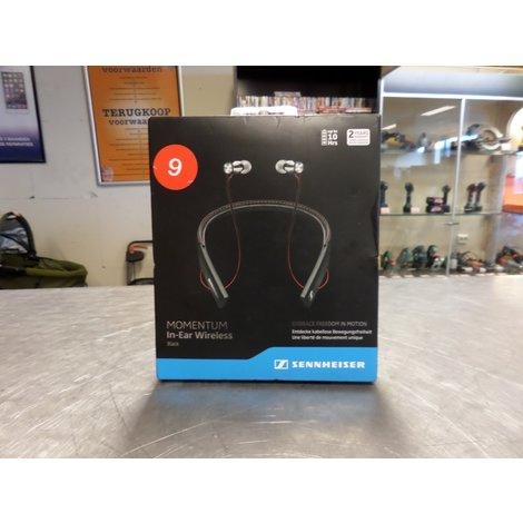 Sennheiser Momentum M2 IEBT Bluetooth In-Ear Oordopjes Black | Nieuw