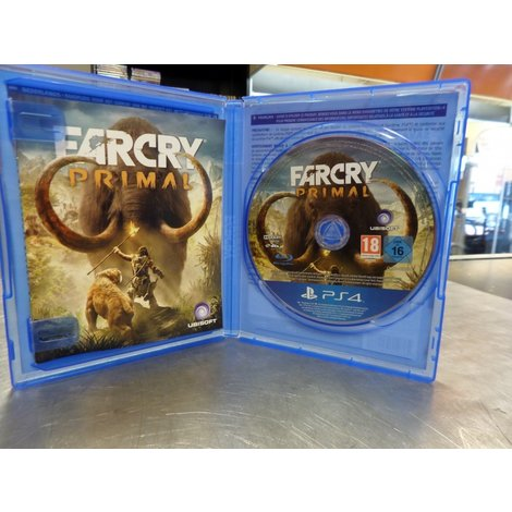 Far Cry: Primal - PS4 Game