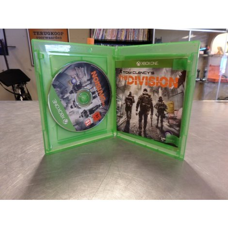 Tom Clancy's The Division Xbox One Game | In Prima Staat