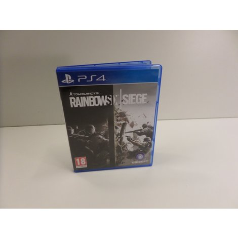 Tom Clancy's Rainbow Six PS4 Game | In Prima Staat