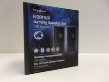 Ksanux Ksanux Gaming Speaker Set USB | Nieuw in Doos