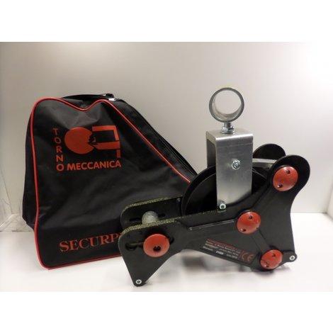 Securpulley Steigerkatrol 50 KG (rembeveiliging)   In Goede Staat