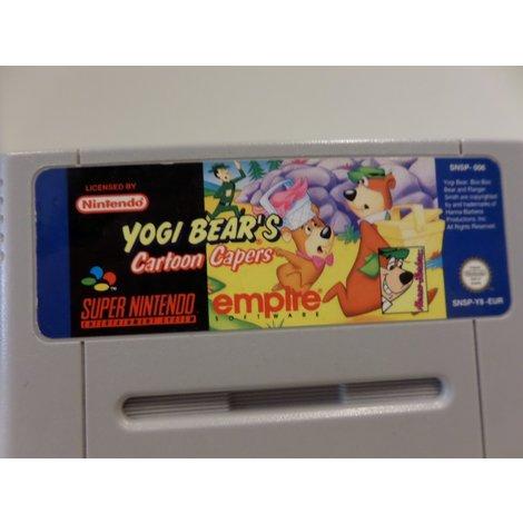 Yogi Bear's Super Nintendo | In Prima Staat
