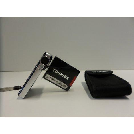 Toshiba Camileo S10 Full HD VideoCamera | In Prima Staat