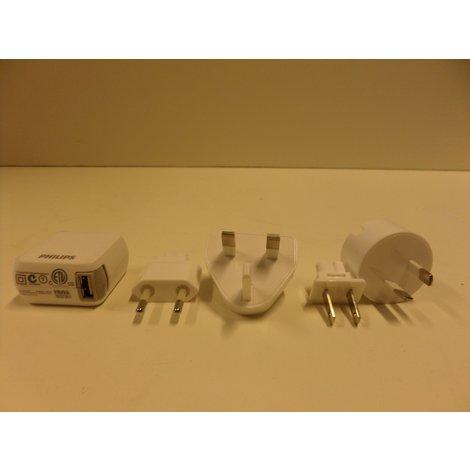 Wereld Stekker USB | Nieuw