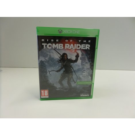 Shadow of the Tomb Raider Microsoft Xbox One Game   In Prima Staat
