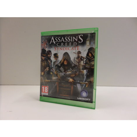 Assassin's Creed Syndicate Xbox One Game | In Prima Staat