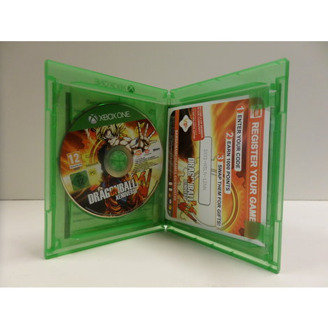 Dragon Ball Xenoverse XV Xbox One Game | In Prima Staat