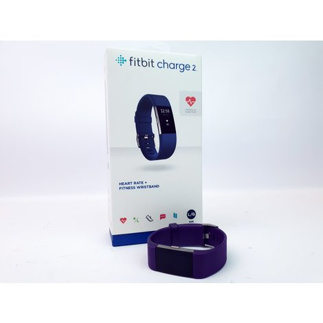 Fitbit Charge 2 L/G Size Activity Tracker - In Goede Staat