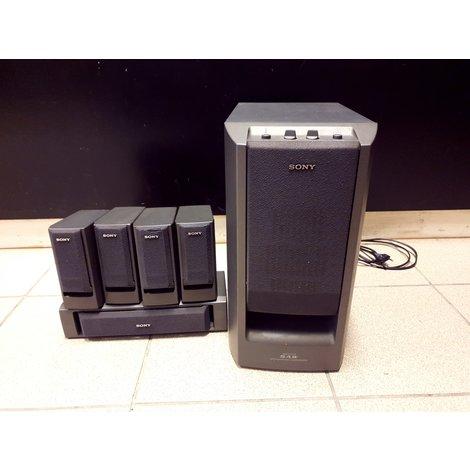 Sony SA-W305G Speakerset - In Goede Staat