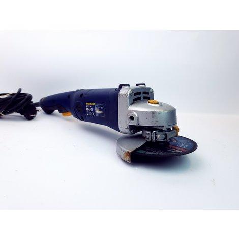 Mac Allister MAG900C 900W 125mm Slijptol - In Goede Staat