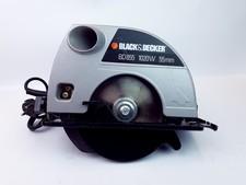 Black & Decker Black & Decker BD855 1020 Watt Cirkelzaag - In Prima Staat