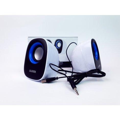 Sweex PC Speakerset USB | Nieuw in Doos