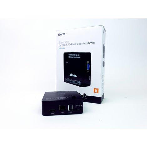 Alecto DVB-100 Netwerk Video Recorder - Nieuw uit Doos