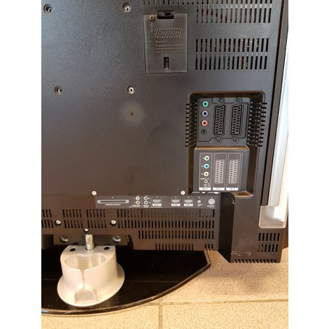 Philips LCD TV 32PFL9632 Ambilight incl Afstandsbediening- In Goede Staat