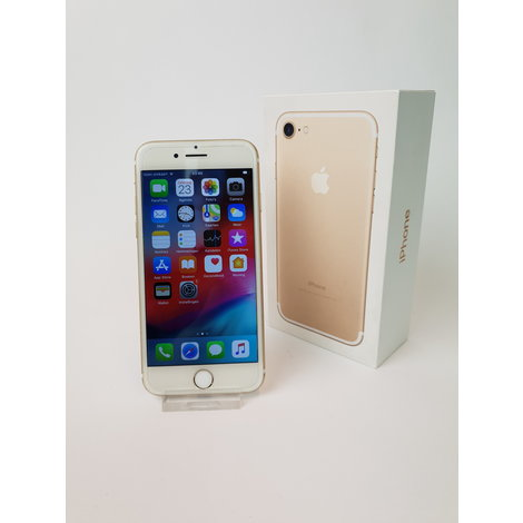 iPhone 7 32GB Gold Accu 80%  - In Prima Staat