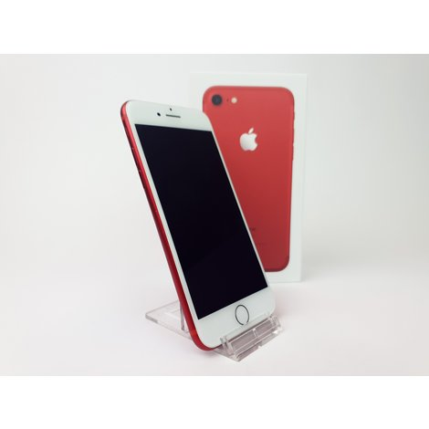 Iphone 7 128GB Red - Accu 82% - In Goede Staat