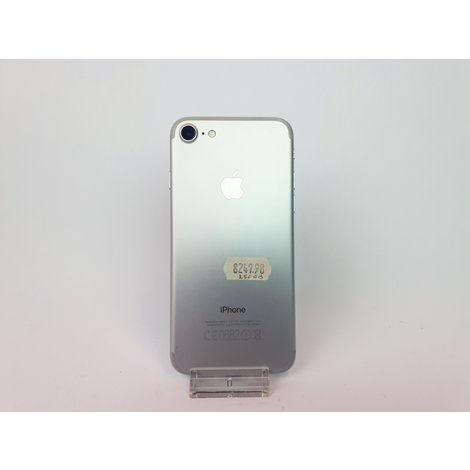 Apple iPhone 7 256GB Silver - In Goede Staat