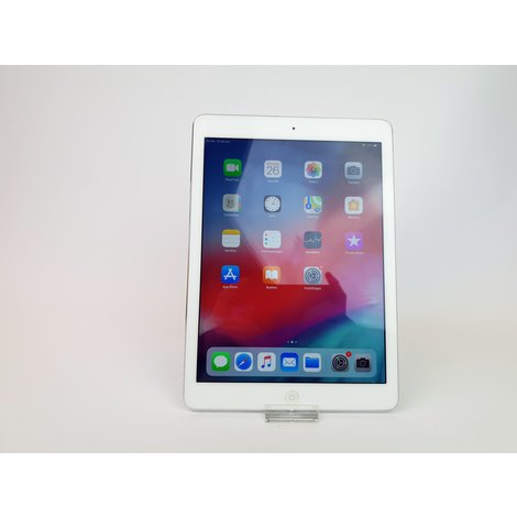 iPad Air 16GB Wit 9.7'' - In Goede Staat