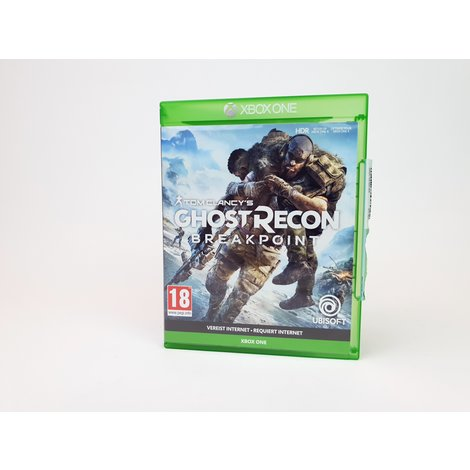 Tom Clancy's Ghost Recon Breakpoint Xbox one Game - In Prima Staat
