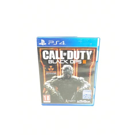 Call of Duty Black Ops 3 PS4 Game - In Prima Staat