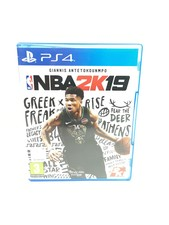 games NBA 2K19 PS4 Game - In Prima Staat