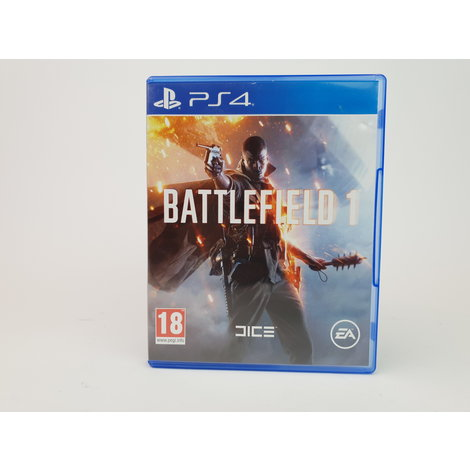 Battlefield 1 Sony PlayStation 4 Game - In Prima Staat