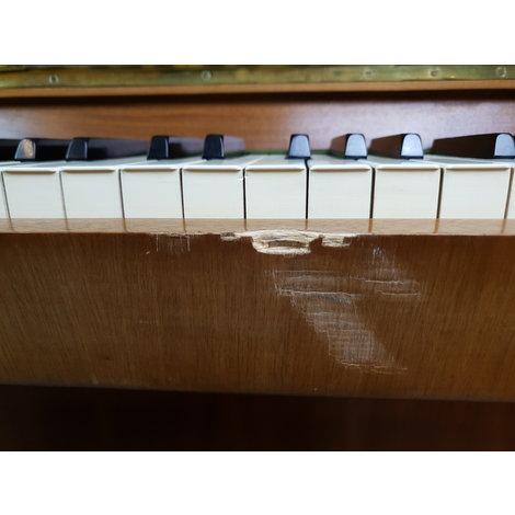 Rossler Piano Bruin - In Goede Staat