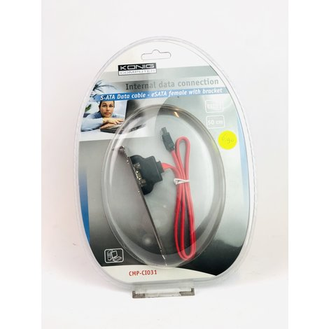 Konig Computer CMP-CI001 Internal Power Connector - Nieuw