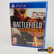 Sony Battlefield Hardline PlayStation 4 Game - In Prima Staat