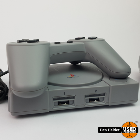 Sony PlayStation 1 Mini met 20 Games - In Prima Staat