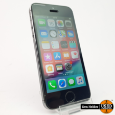 Apple iPhone 5s 16GB Space Gray - In Goede Staat
