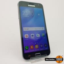 Samsung Samsung Galaxy J3 2016 8GB Zwart In Goede Staat