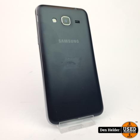 Samsung Galaxy J3 2016 8GB Zwart In Goede Staat
