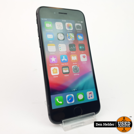 iPhone 8 64GB Space Gray - In Goede Staat