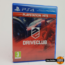 Sony Driveclub PS4 Game - In Prima Staat
